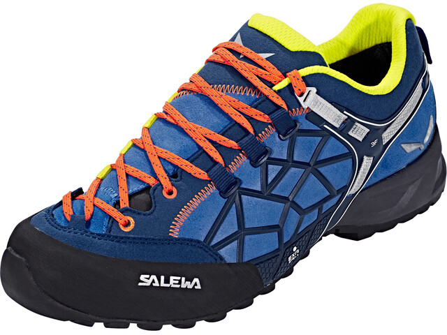 Salewa M's Wildfire Pro Shoes Royal Blue/Holland
